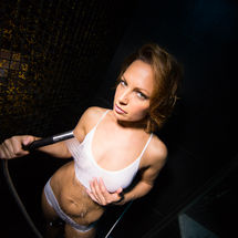 Silvia L In Artist Loft - Picture 11